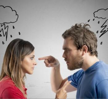 Ideas para detener una pelea con tu pareja