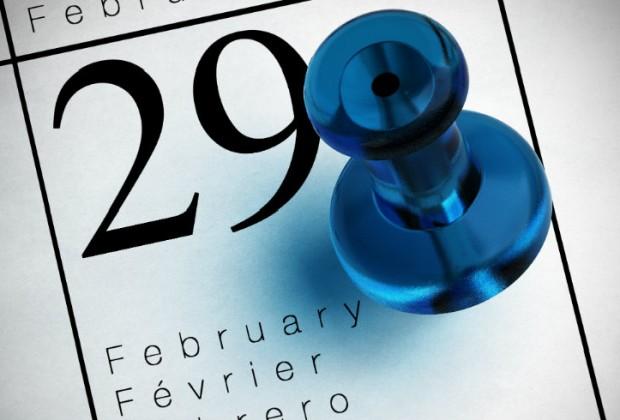 Año bisiesto, hoy es un día completamente diferente