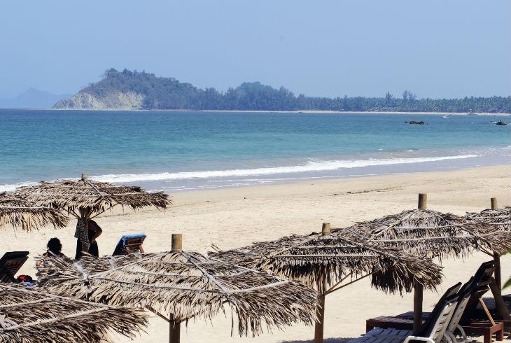 Ngapali Beach, Ngapali, Birmania