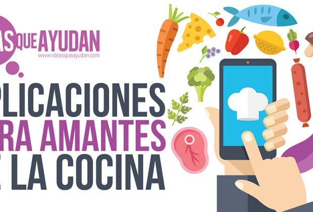 Apps para amantes de la cocina