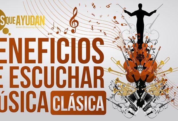 Beneficios de escuchar música clásica