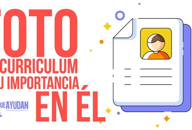 Foto de curriculum