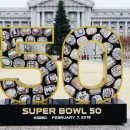 Super Bowl chica