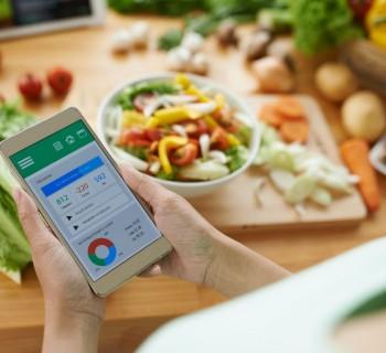apps nutrición chica