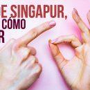 beso de singapur
