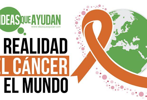 cáncer en el mundo