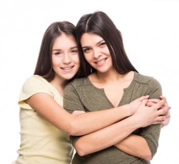 mama y adolescente
