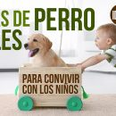 razas de perro ideales para convivir con los niños