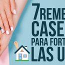 fortalecer las uñas