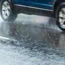 Precauciones al conducir en días lluviosos