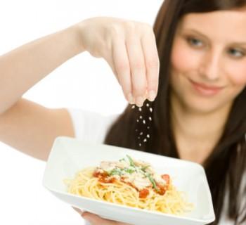 Queso parmesano vegetal y algunas cremas