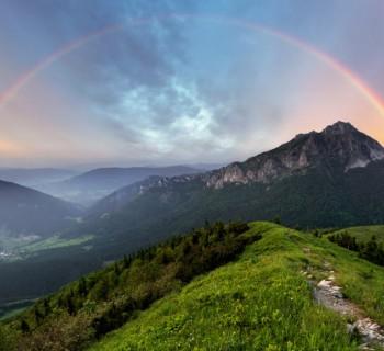 Leyendas del arcoíris