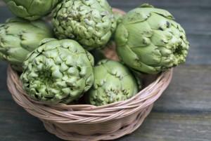 Beneficios de comer alcachofa