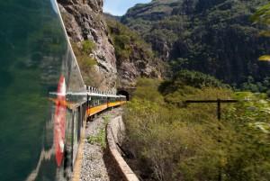Trenes turísticos de México