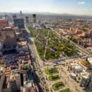 Transporte elevado en la Ciudad de México