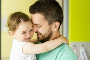Padres amorosos tienen hijos exitososq