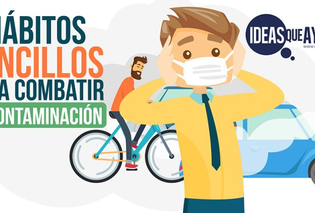 combatir la contaminación