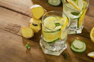 limon y pepino