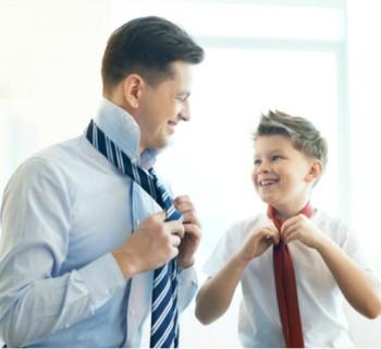 La importancia de la figura paterna