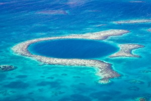 Blue-Hole Belice