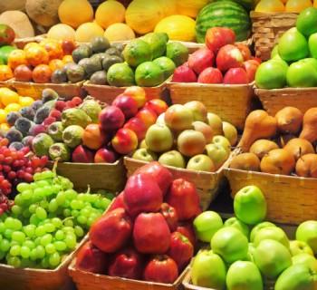 Esto es lo que dicen las etiquetas de las frutas