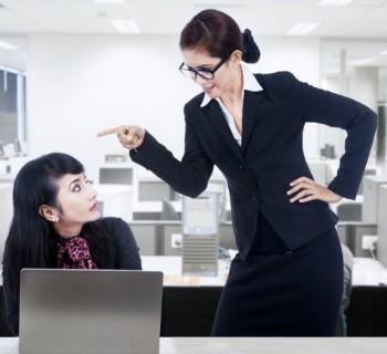 Cómo lidiar con gente grosera en el trabajo