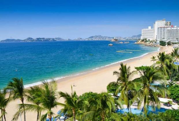 Viaja a Acapulco