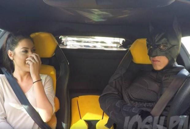 Si Batman fuera tu chofer