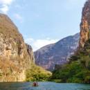 Pasea por el Cañón del Sumidero