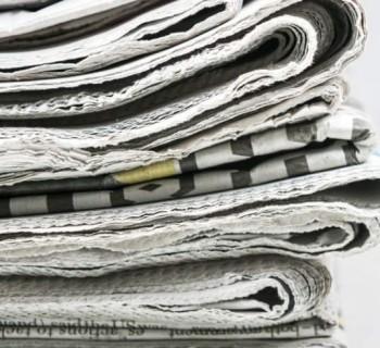 #HazloTúMismo, ideas para reciclar periódico