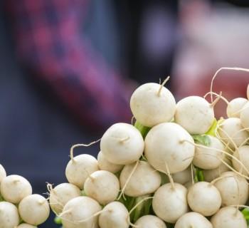 ¡Está del nabo!: Beneficios de esta hortaliza
