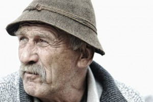 El viejo que decidió salvar una vida