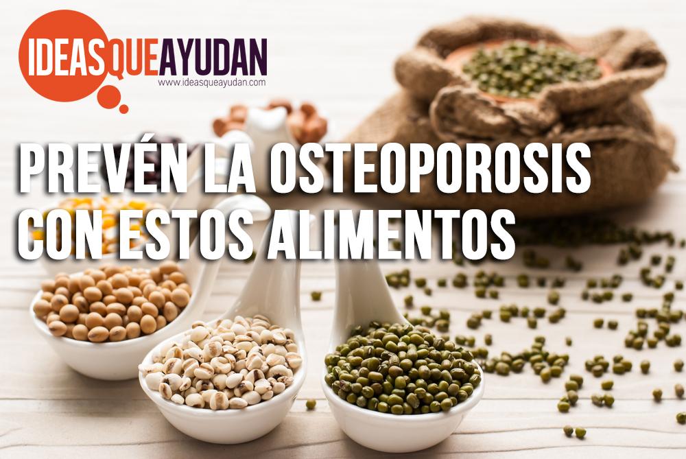 Prev n la osteoporosis con estos alimentos - Alimentos para la osteoporosis ...