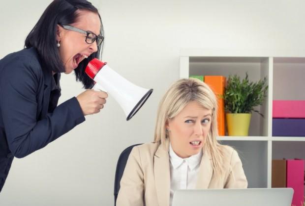 Formas en que un jefe desmotiva al equipo
