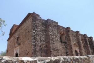 La Aduana, un pueblo semi fantasma en Sonora