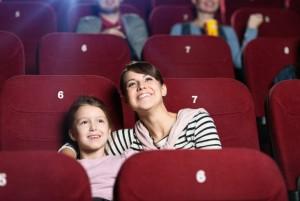 Lleva a mamá al cine