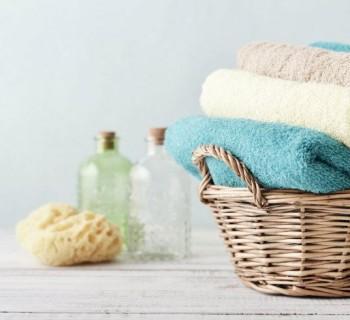 Usos alternativos de una toalla #HazloTúMismo