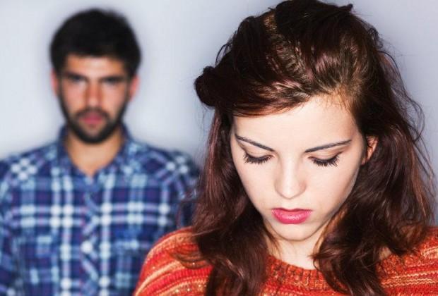 Perdonar a mi novio si me pegó