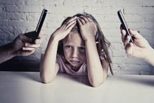 ¿Tus hijos son huérfanos digitales?
