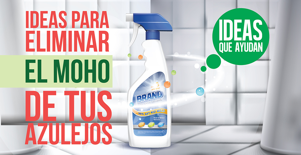 Limpiar azulejos con amoniaco de limpieza que contenga - Como quitar el moho de los azulejos ...
