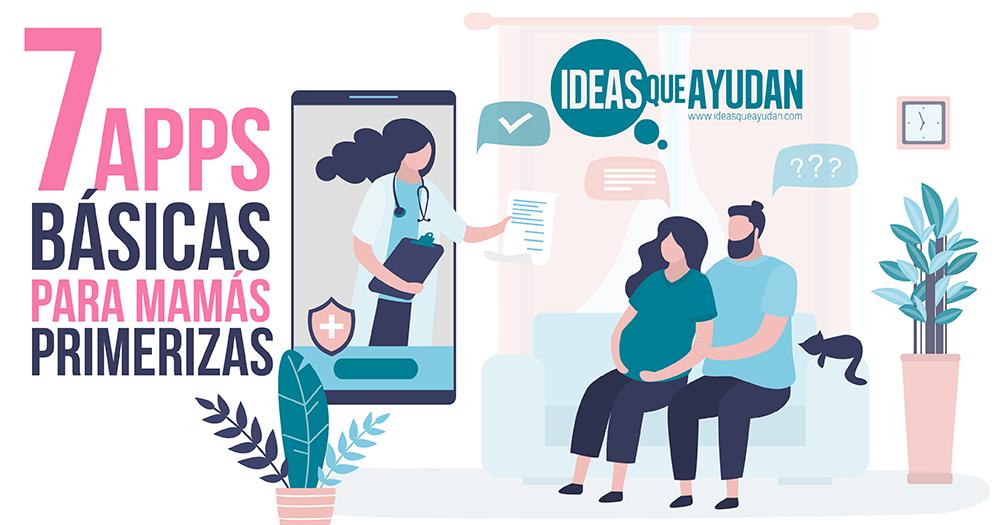 apps básicas para mamás primerizas