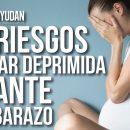 deprimida durante el embarazo
