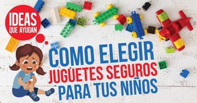 juguetes seguros