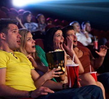 Terror y comedia en el primer fin de semana de julio