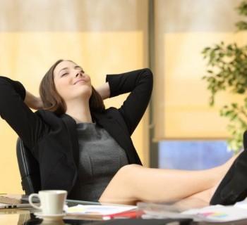 Método para eliminar el estrés en menos de un minuto