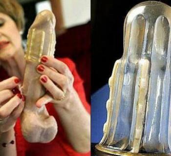 ¡Trampa para violadores! Dispositivo clava púas en penes