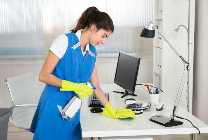 Te conviene ser amigo de la se ora de la limpieza for Empleo limpieza oficinas