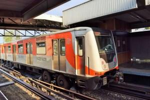 Un comentario incómodo en el metro de la Ciudad de México
