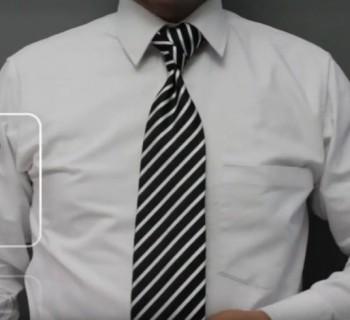 Cómo hacer un nudo de corbata Eldredge