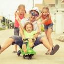 Beneficios de jugar con tu hijo